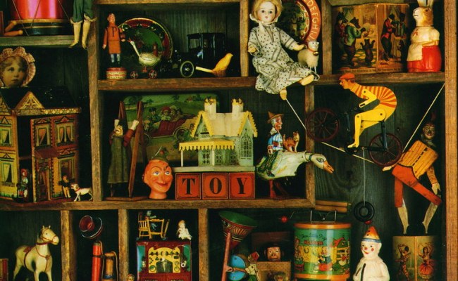 Toys From The Attic 2 Collection Antique Tin Toys Nfs