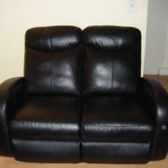 Fuschia Sofa Lampshades Com Black Leather Set And Loveseat For Sale