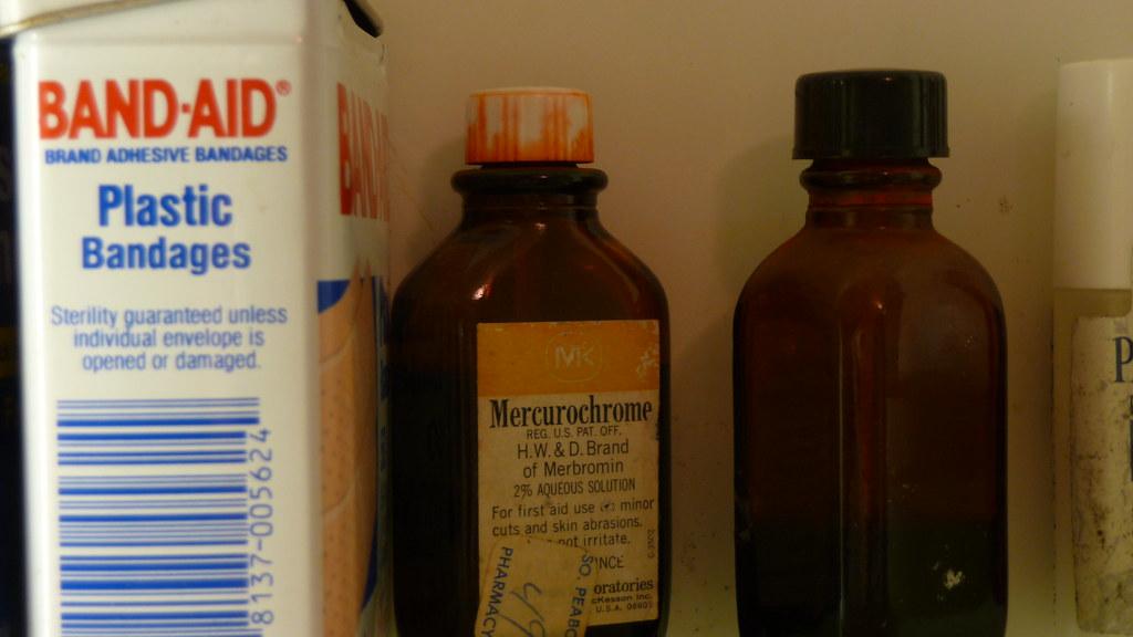 Mercurochrome Justin Henry Flickr