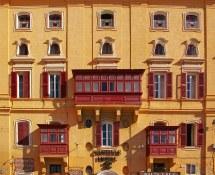 Castille Hotel Faade Of In