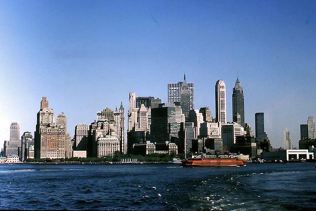 New York Skyline  1966  New York Skyline  1966  Flickr