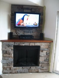 """Classic Flame 39"""" Built in Electric Firebox   Very nice ..."""