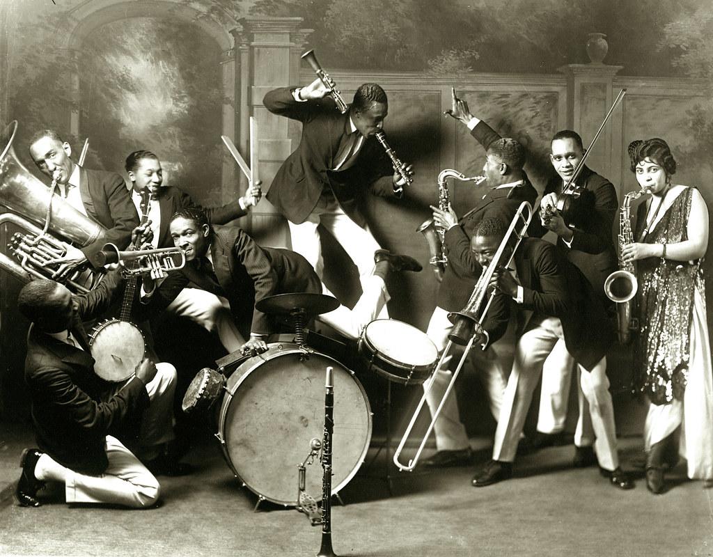 St Louis Cotton Club Band