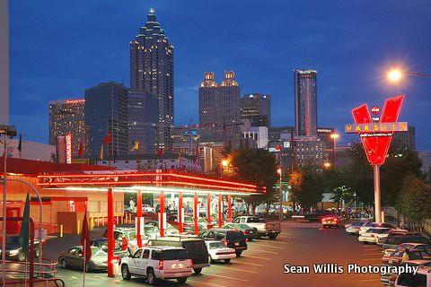 The Varsity  The Varsity in Atlanta GA My favorite fast