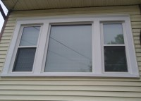 New Windows on House Front