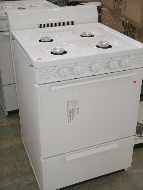 New Apartment Size Gas  Electric Stoves  1 24 gas unit   Flickr