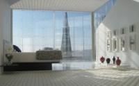Miniarcs: Staged Penthouse Bedroom with Transamerica Pyram ...