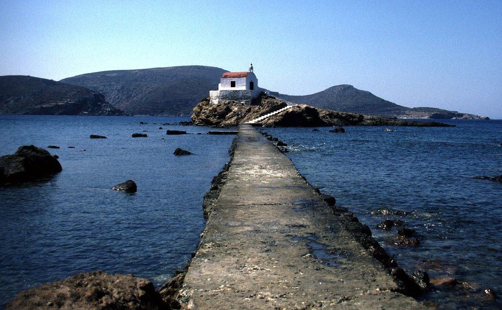 leros island chapel Not quite your Mama Mia but one of
