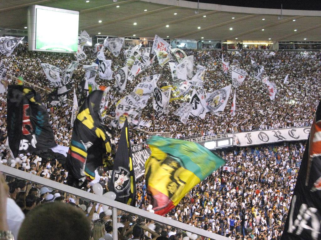 Vasco da Gama futebol football soccer Torcida do Vasco da   Flickr