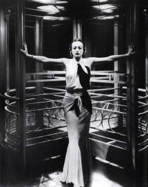 """Joan Crawford 1932 Wearing Gown """"letty Lynton"""