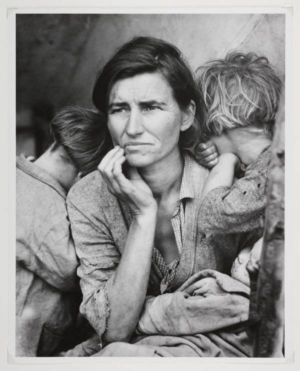 Migrant Mother Florence Owens Thompson