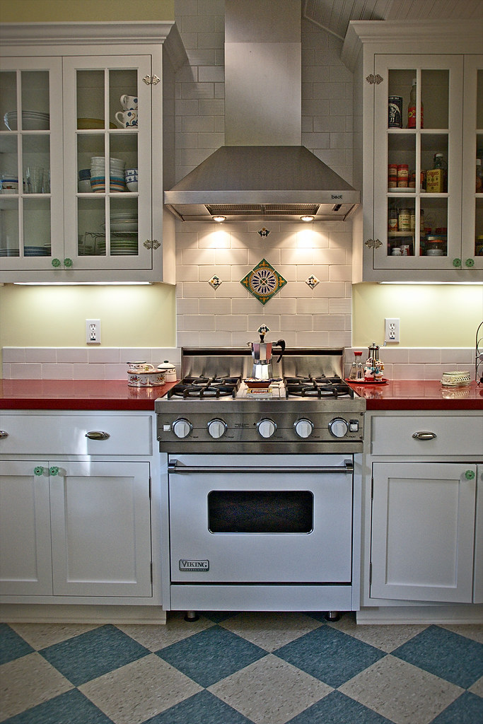 Day 237  Kitchen Remodel  ChimneyStyle Range Hood  Flickr