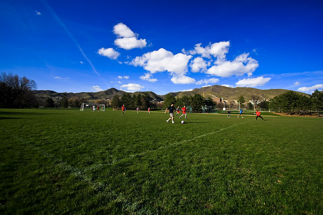 Fine weather clean game  Utah Salt Lake City  Flickr