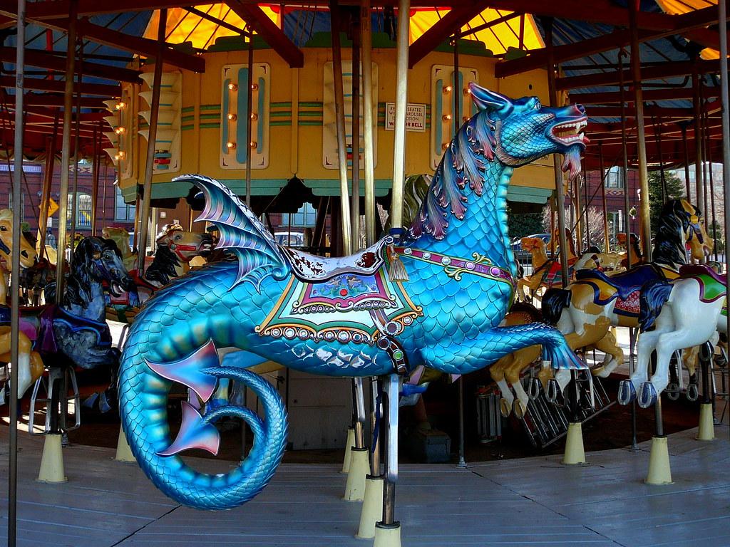 Dragon Horse F Delventhal Flickr