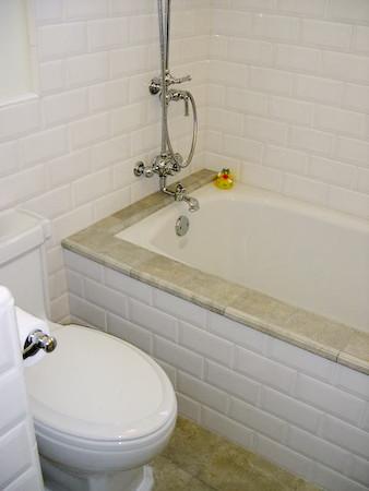 Tiled Tub Surround  Jamie Valle  Flickr