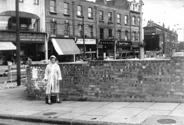 St Pauls Road Highbury Corner Islington  1957  Flickr