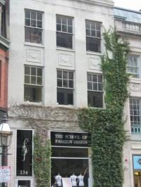 Boston Newberry St - School of Fashion Design   Bryan Loar ...