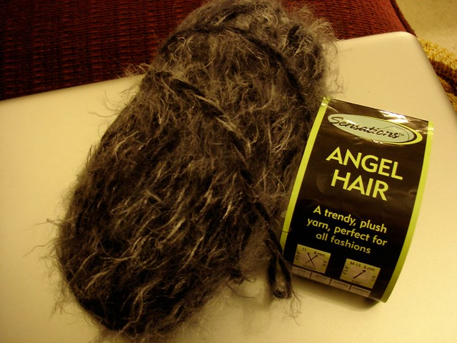 angel hair sensations yarn 50 28 22
