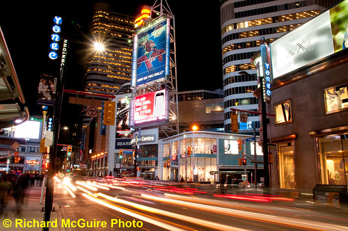 Downtown Restaurants Yonge Street