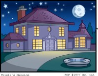Trixie's Mansion | Background from Fairly OddParents ...
