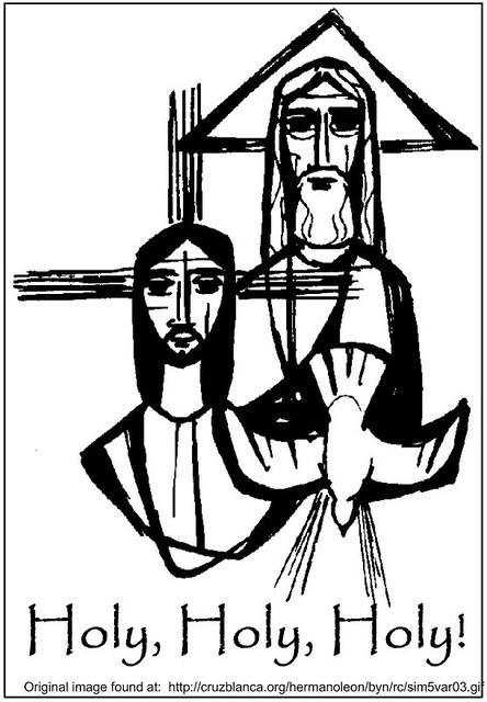Holy Trinity Clipart