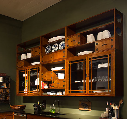 Greentea design  custom kitchens tansu  more  A very