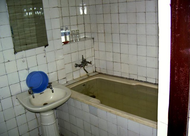 Haeju  South Hwanghae Province North Korea  The bathroom  Flickr