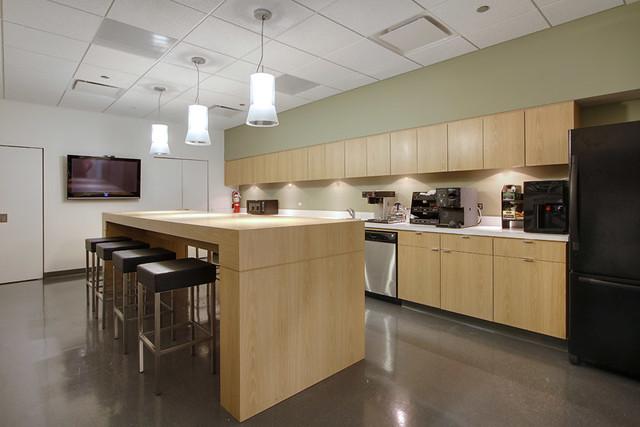 Interior office  kitchen  Blended HDR I get excited