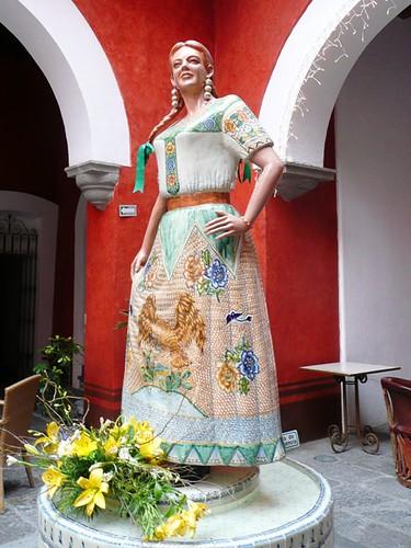 Puebla  La bella China Poblana  Flickr  Photo Sharing