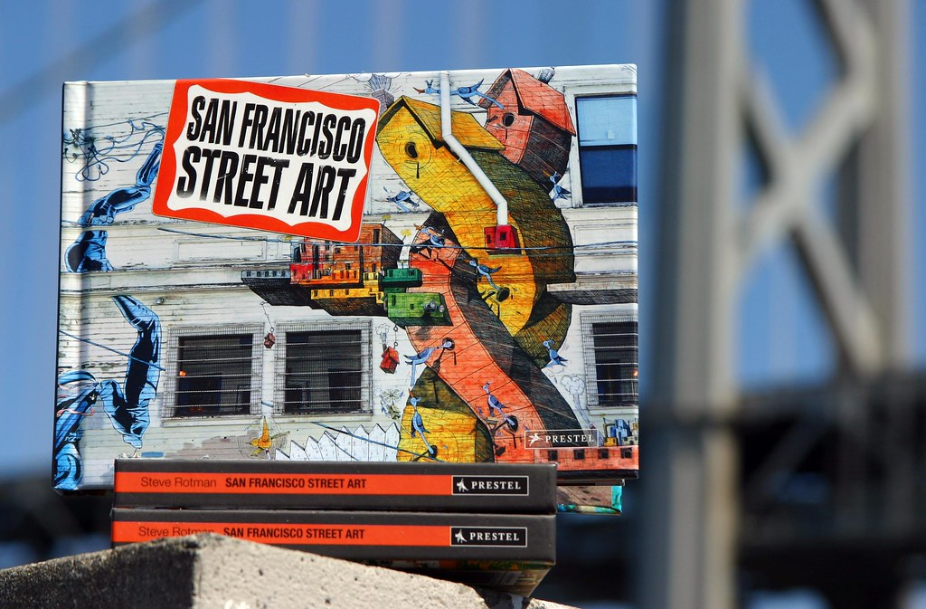 San Francisco Street Art  Released  Im pleased to