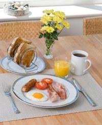Breakfast Table Setting   A Formal English Breakfast ...
