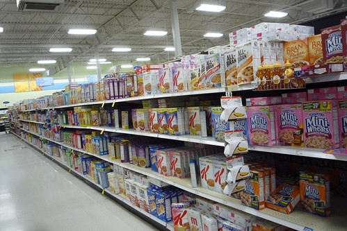 Cereal Aisle  Flickr  Photo Sharing