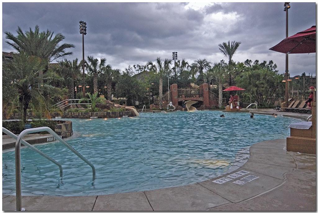 Kidani Village Pool