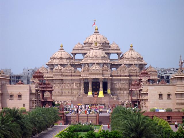 Akshardham, New Delhi