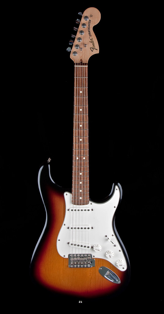 Fender Highway One Stratocaster  196365 Trying a new