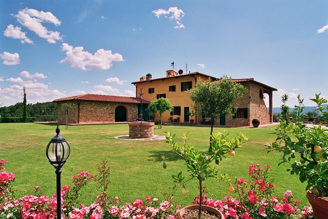 Agriturismo Savernano Reggello Firenze Toscana Italia