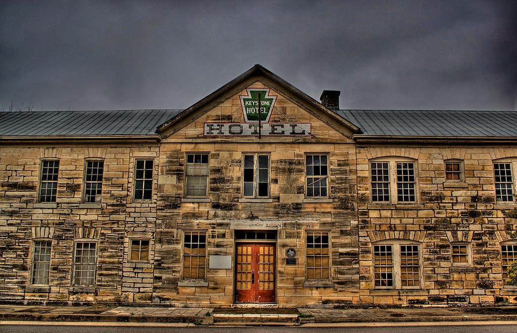 Forgotten History Keystone Hotel  Lampasas TX  Best View  Flickr