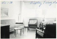 Darst-Webbe Public Housing Display Living Room - STL Publi ...