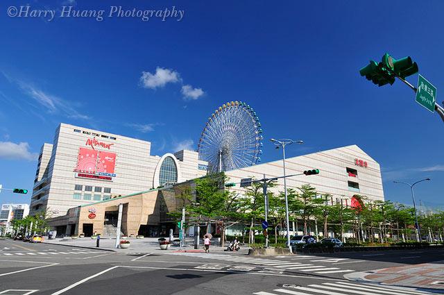 4_D303500-Miramar Department Store, Taiwan 內湖-美麗華-摩天輪-百貨公司…   Flickr