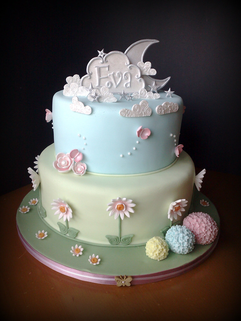 In The Night Garden Theme  Naming Ceremony Cake  Flickr