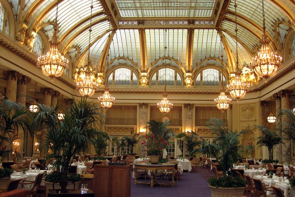 San Francisco  SoMa Palace Hotel San Francisco  Garden