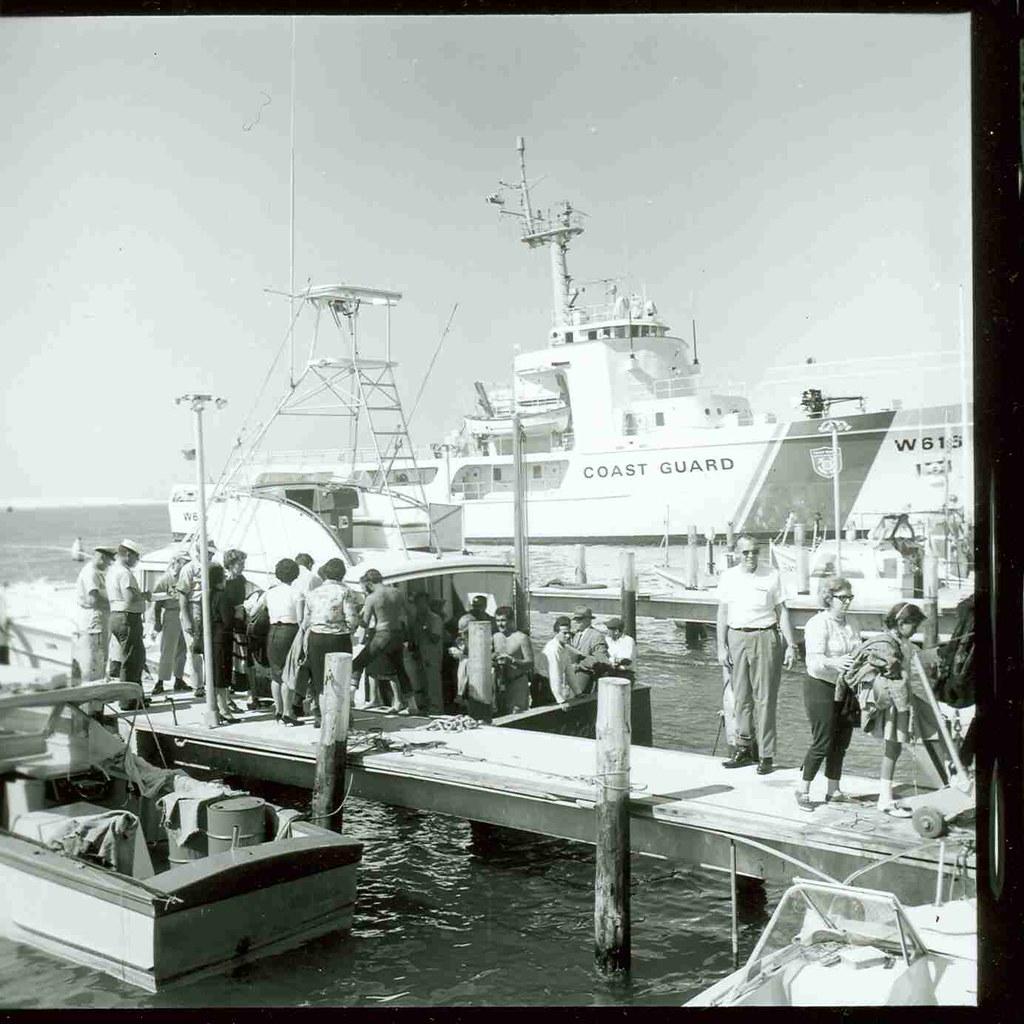Camarioca Boatlift 1965  The first surge of Cubans
