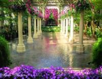 Enchanted Spring | Longwood Gardens | #NE926 | Small ...