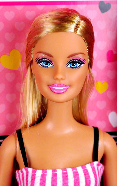 Barbie Girly  Her Second Face  Barbie Girly with the