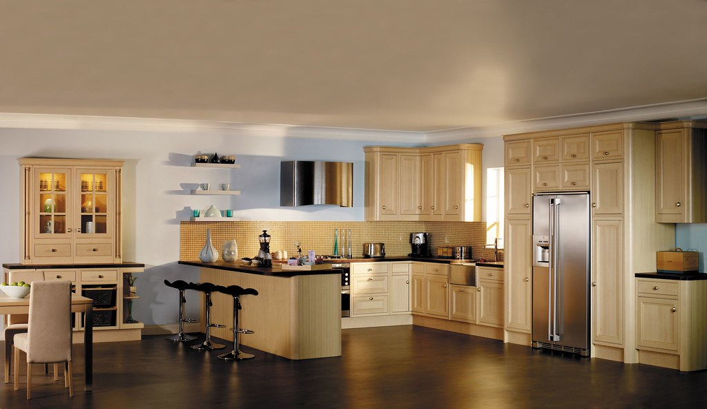 kitchen c cabinet layout magnet kitchens - bloomsbury | capable of creating a ...
