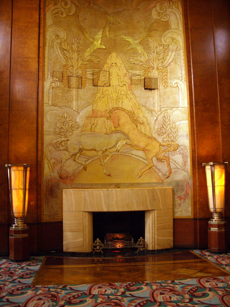 Fireplace  Really cool fireplace  Kirk Crawford  Flickr