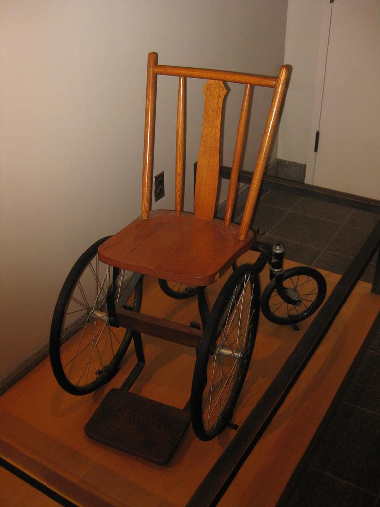 Washington DC FDR Memorial  Wheelchair  This wheelchair