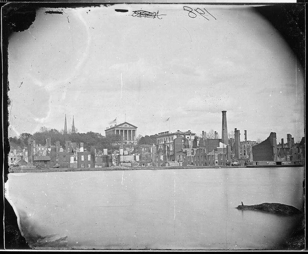 View Of Richmond Virginia