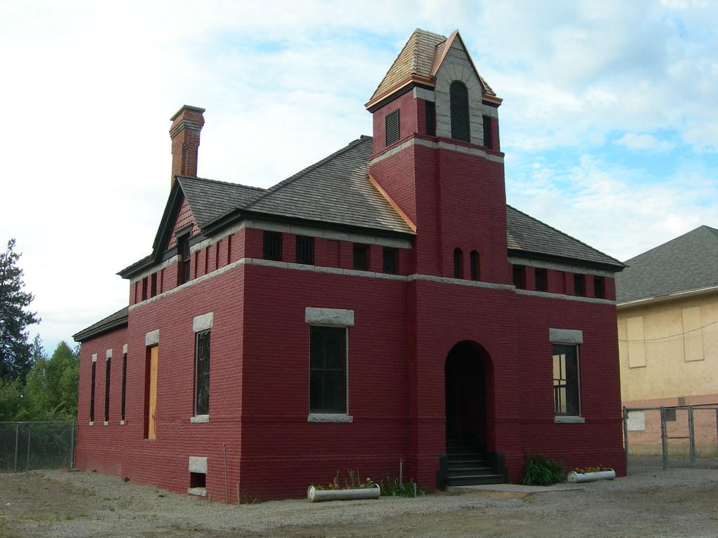 Old Kootenai County Jail  Rathdrum Idaho The county seat  Flickr