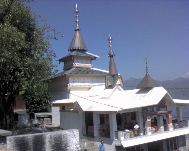 MAHASU DEVTA TEMPLESHILLA SIRMOUR DISRICTHP  The temple